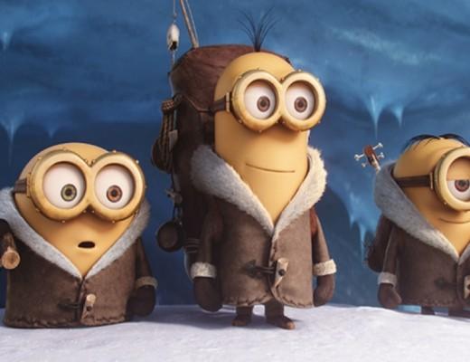 Petite sortie cinéma, les Minions