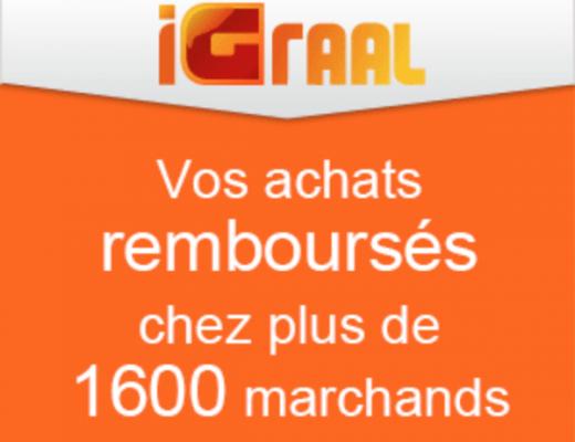 Vos achats remboursés dans 1600 magasins