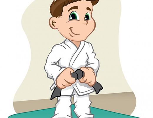 Eveil Judo dés 4 ans