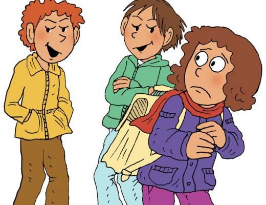 Jeudi 5 Novembre…, journée du harcèlement scolaire