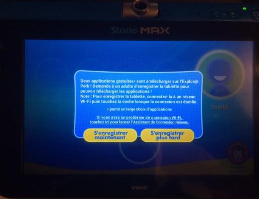 Explora Park Fermé – Impacts sur la Storio Max 7