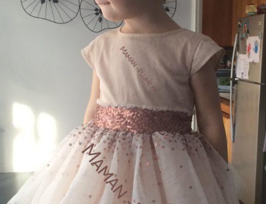 La tenue de ma fille pour Noël – Robe de créateur TAO !
