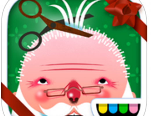 Jeu Iphone – Toca Hair Salon Christmas