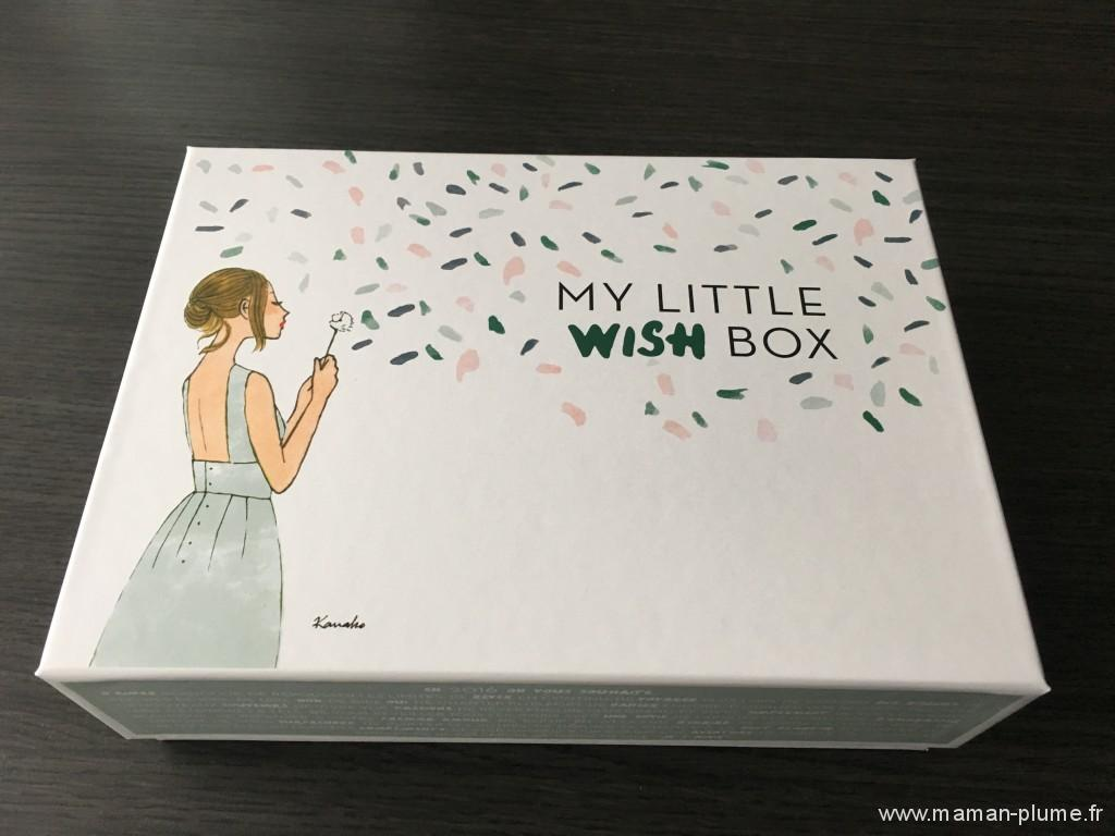 My little box janvier 2016