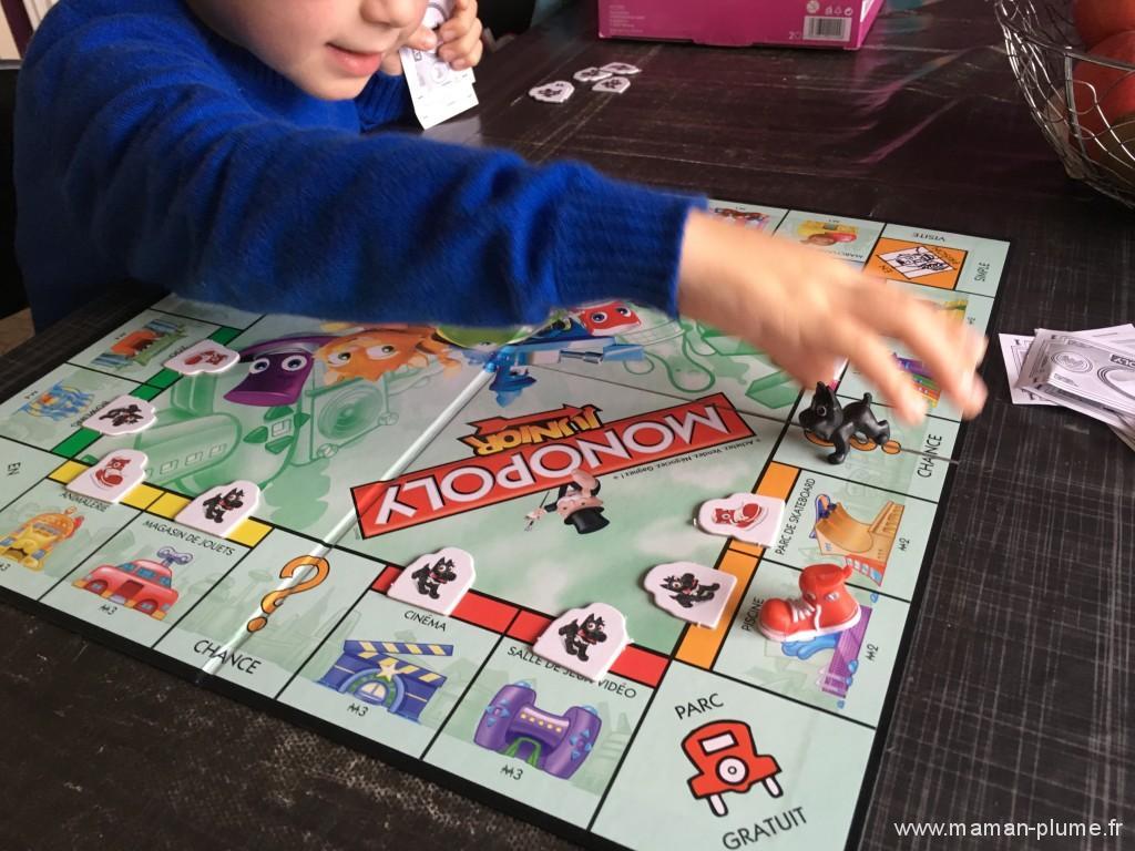 monopolie junior