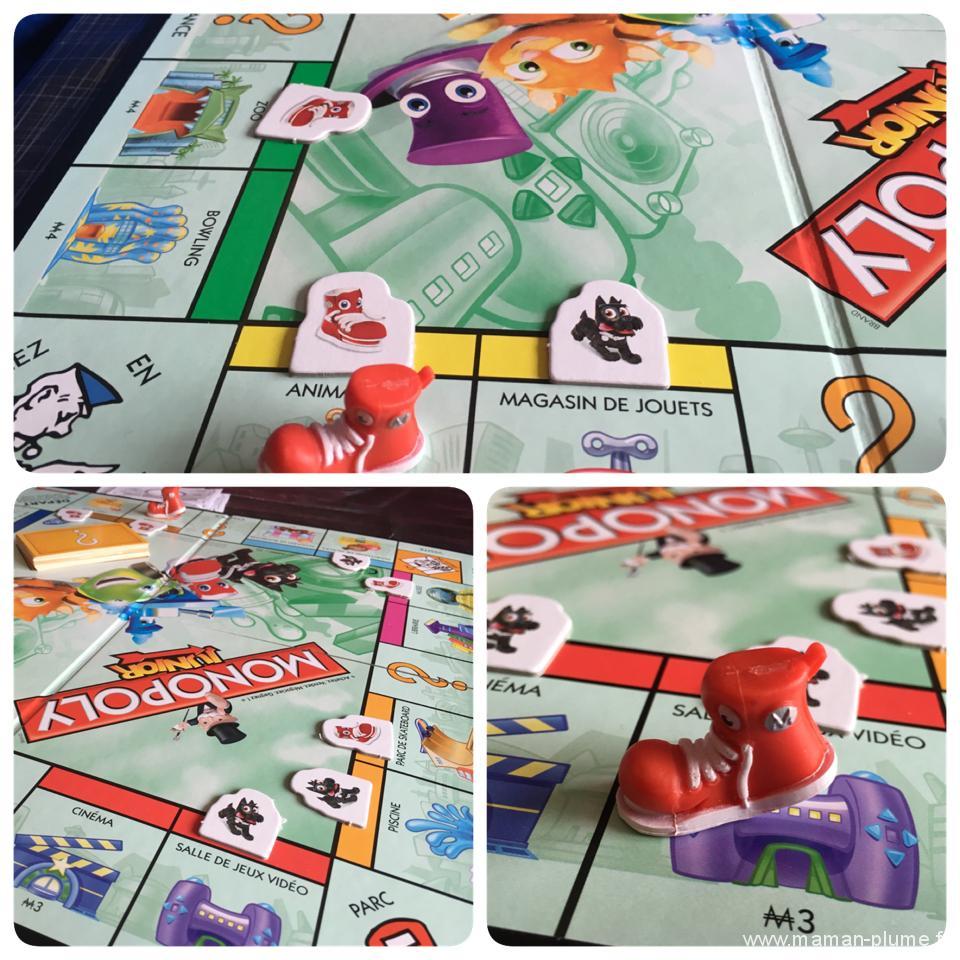 monopolie junior plateau