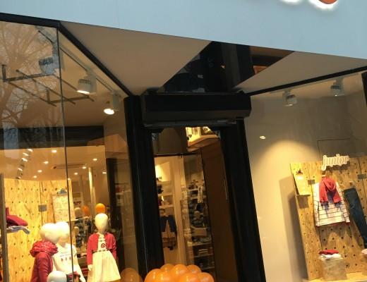 GOCCO Lille, Soirée d'inauguration de ce magasin de vêtements enfants