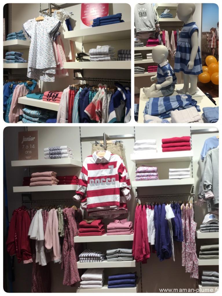 Vêtements GOCCO Lille