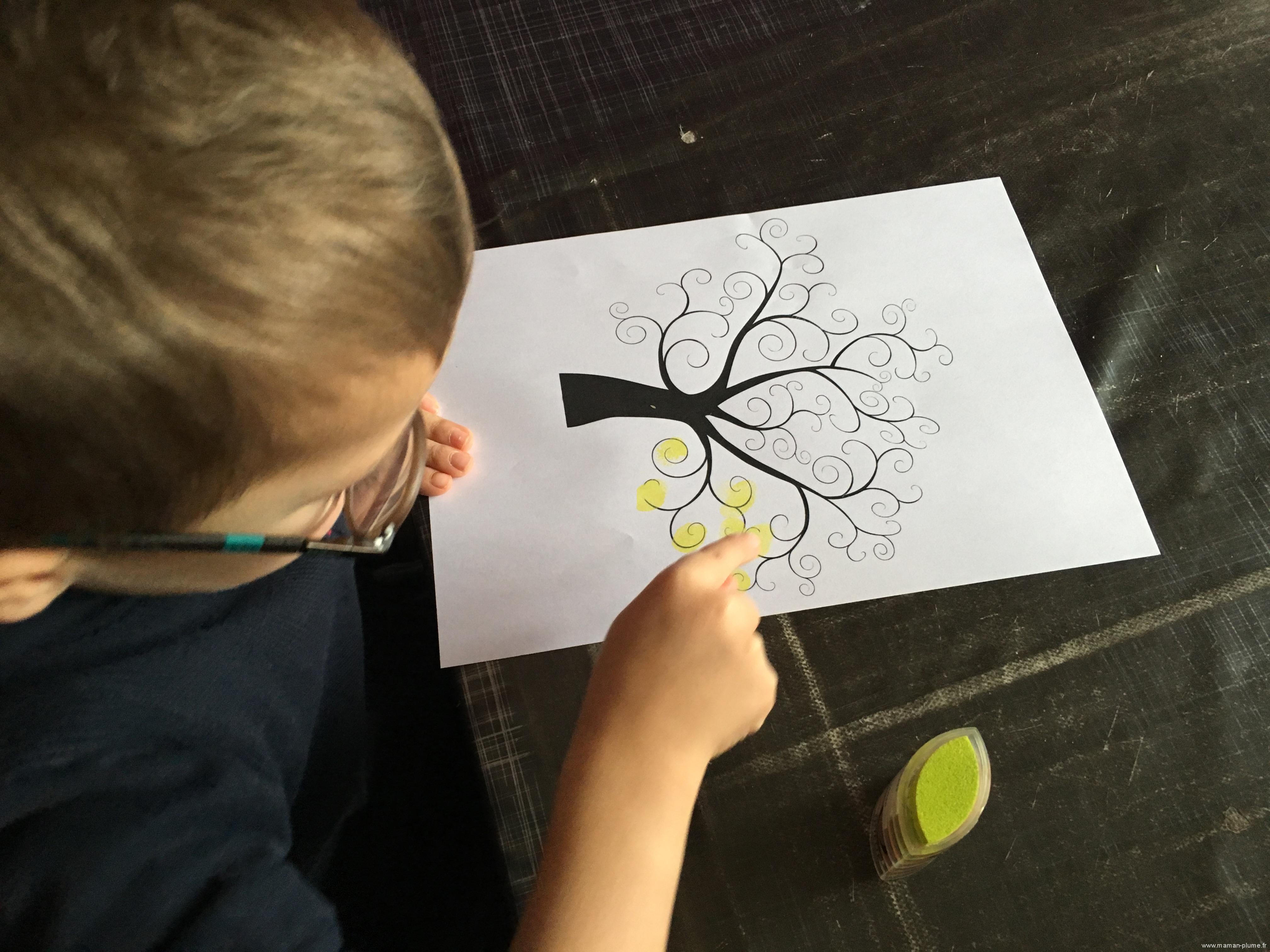 L'arbre à empreintes
