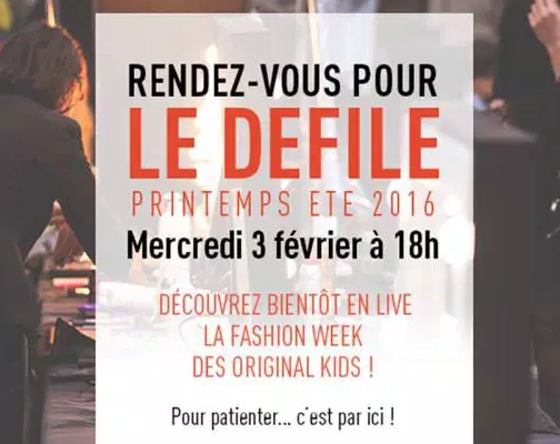 Convention au Top chez Tape à l'oeil – Fashion week 2016 TAO