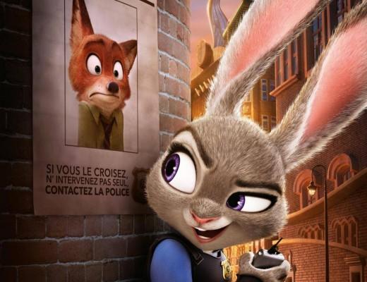 Zootopie au cinéma – Dessin animé de Walt Disney
