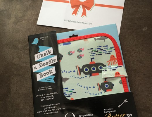 """A la découverte du """"Chalk A Doodle Book"""""""