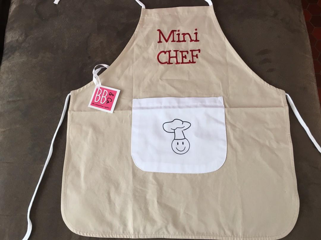 Le tablier de cuisine enfant de chez BB&Co