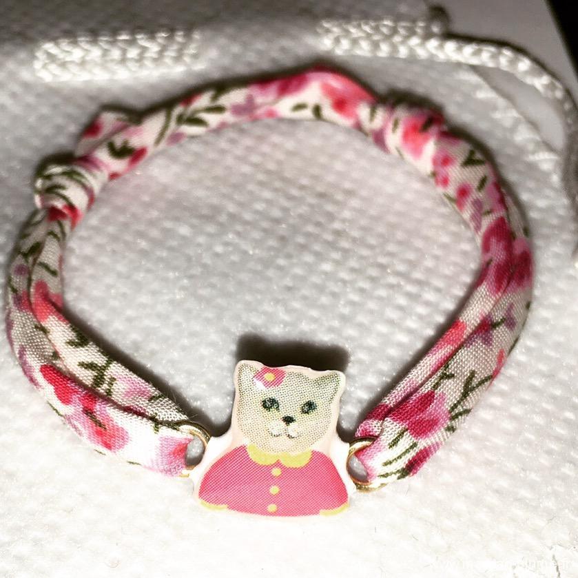 bracelet chat ribambelle