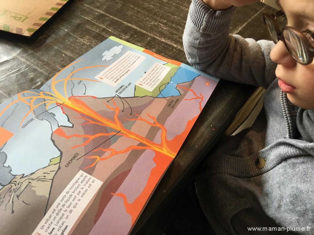 historique volcan pandacraft