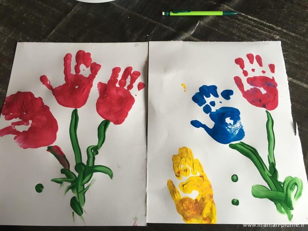 peinture mains cc