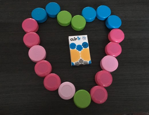 Clip-it un jeu ecologique !