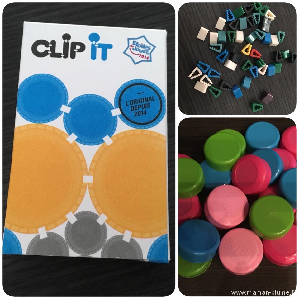 Clip-it jeu ecologique