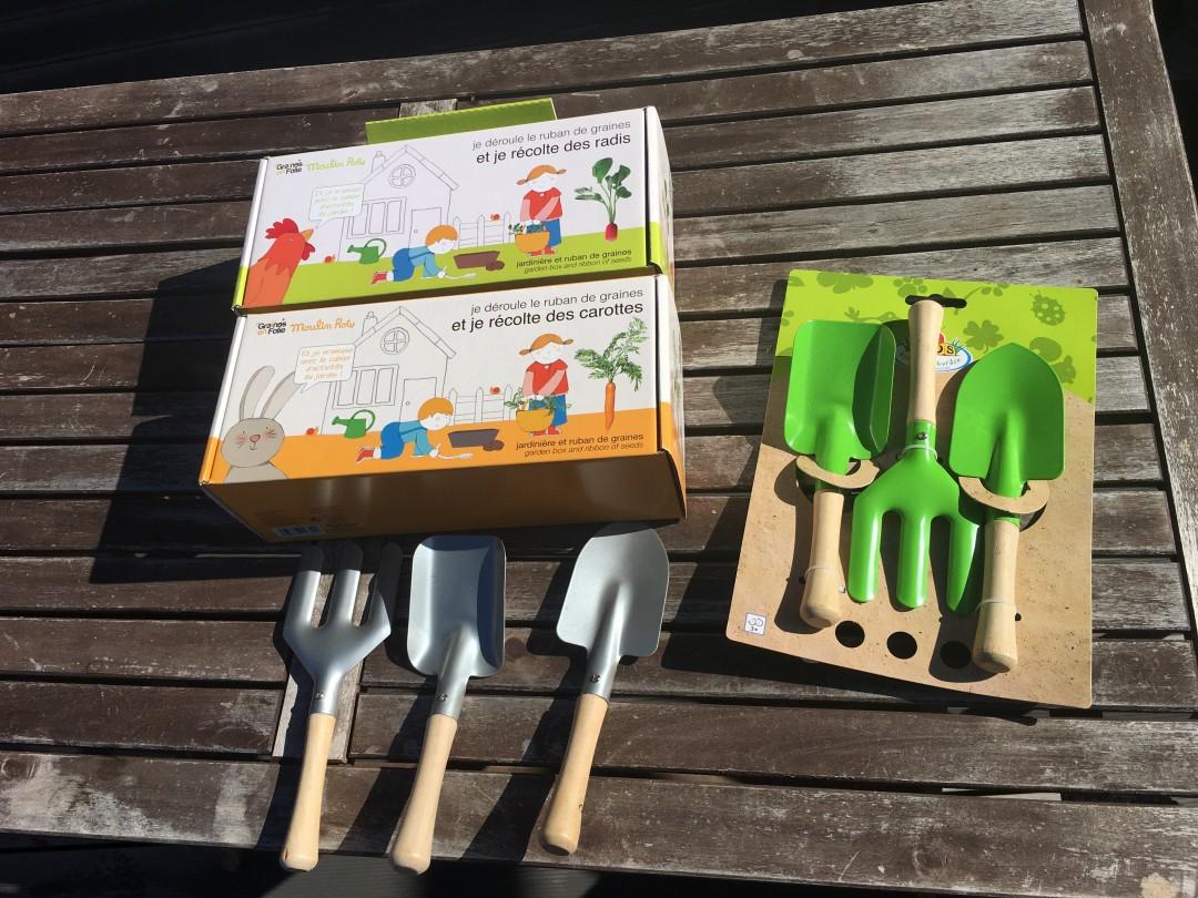 On jardine nos légumes avec JardinDéco
