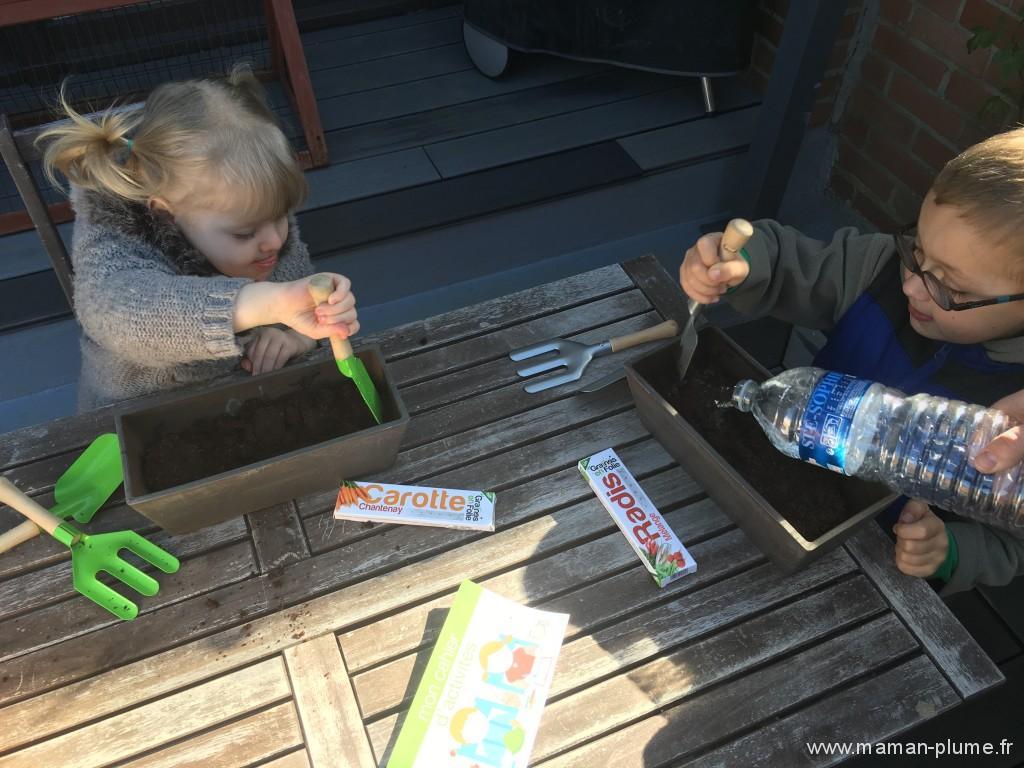 deco jardin moulin roty kit legume
