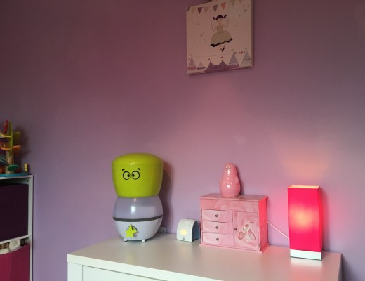 GotaKid, l'humidificateur intelligent d'air Naturel !