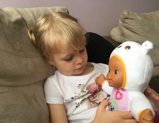 Little Love de Vtech – Un Bébé déguisé en Ours !