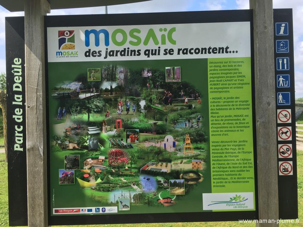 Parc mosaic