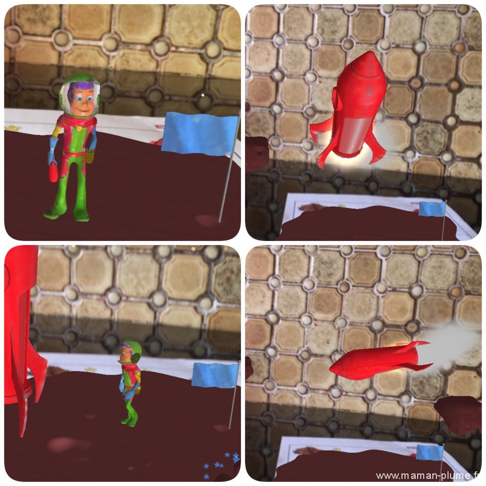 coloriage 3D Stabilo
