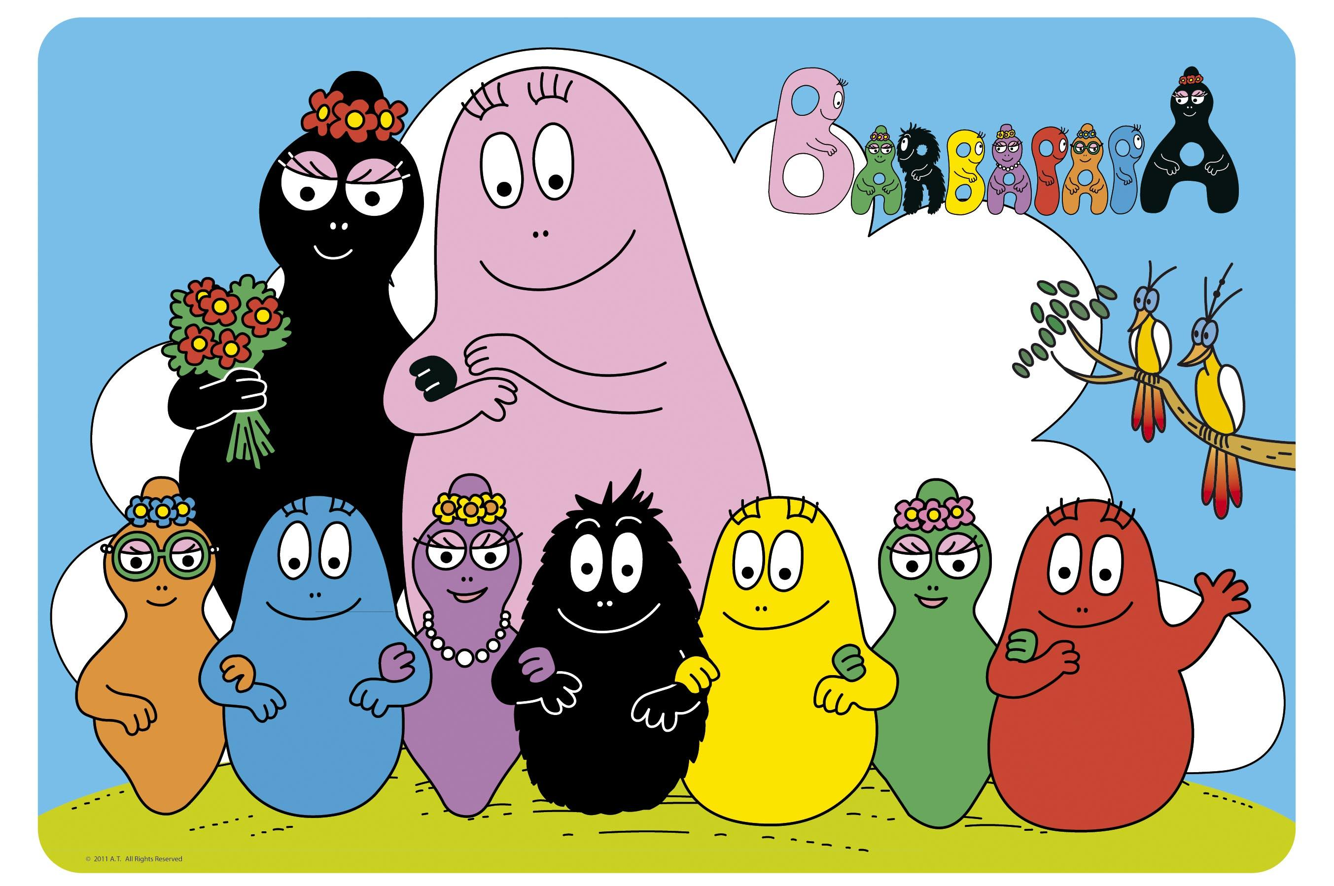 jeu tablette barbapapa avec appsgo le blog de maman plume. Black Bedroom Furniture Sets. Home Design Ideas
