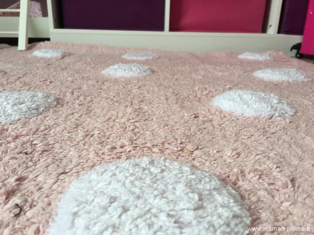 tapis enfant chambre