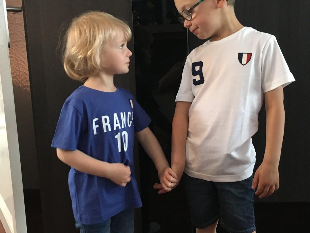 Euro 2016 – Les enfants ont le look avec TAO !