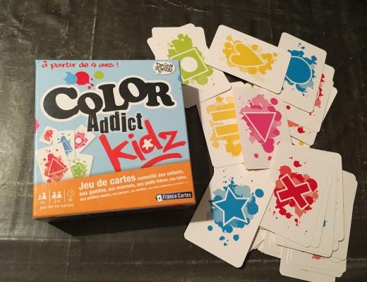 On a joué en famille à Colors Addict Kidz