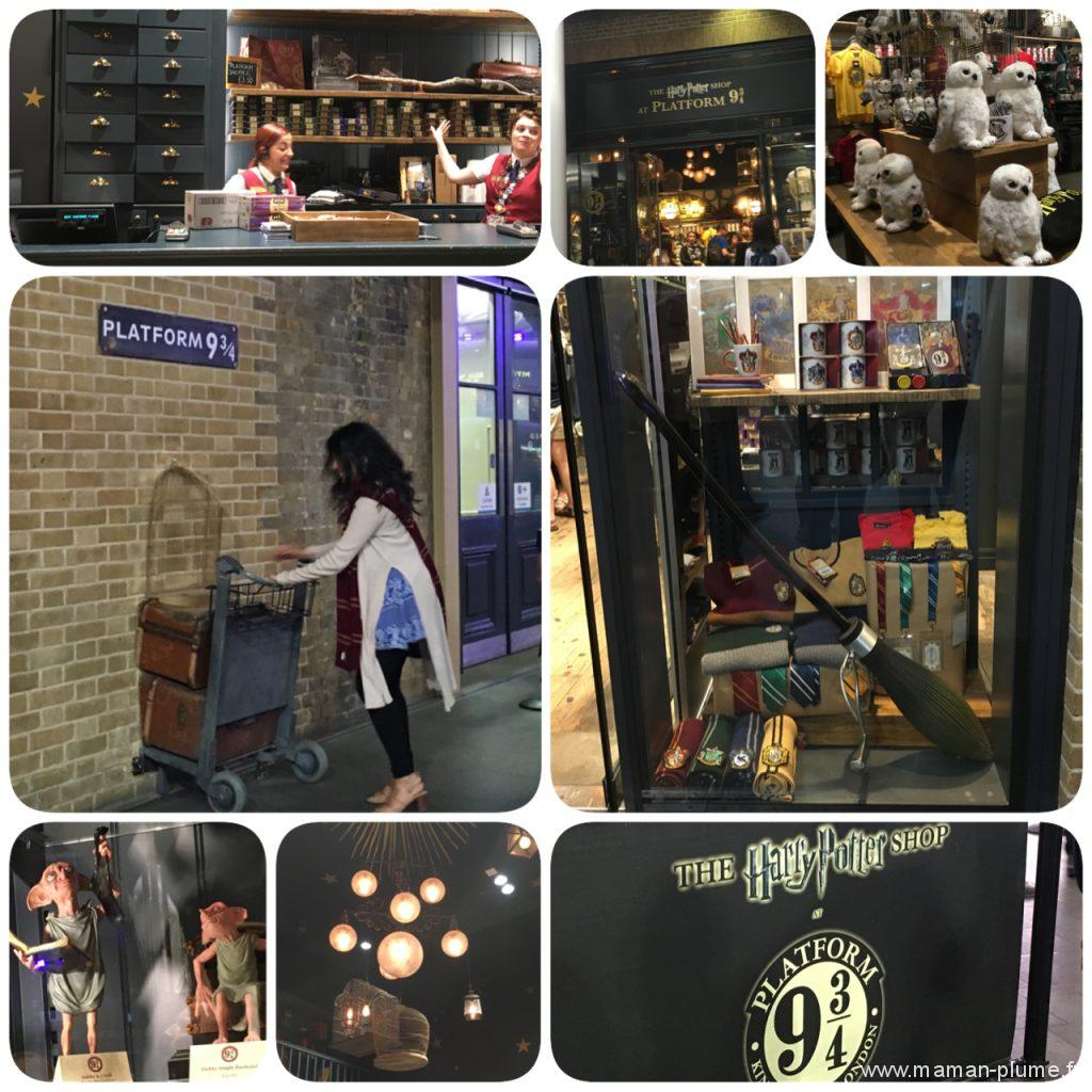 boutique harry potter - londre