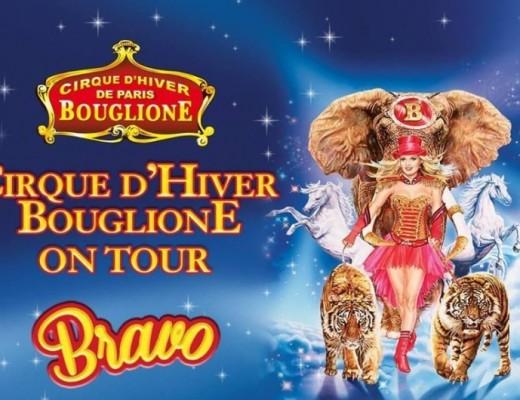 Le Cirque Bouglione en tournée à Lille !