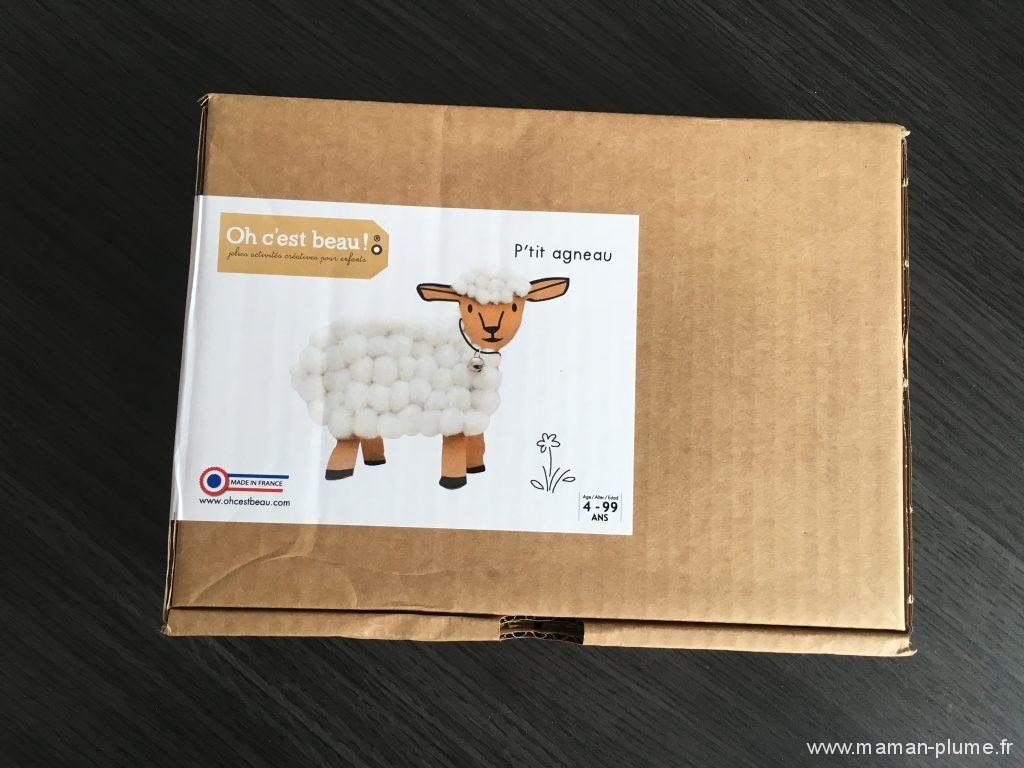 boite box creatif - oh c'est beau