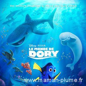 Un petit cinéma avec Le monde de Dory