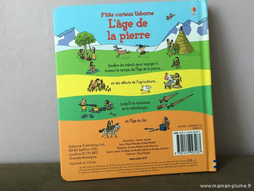 Livres P'tits Curieux - usborne -livre rabat