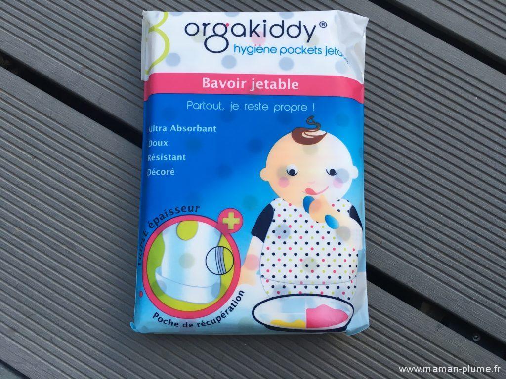 Orgakiddy - bavoir