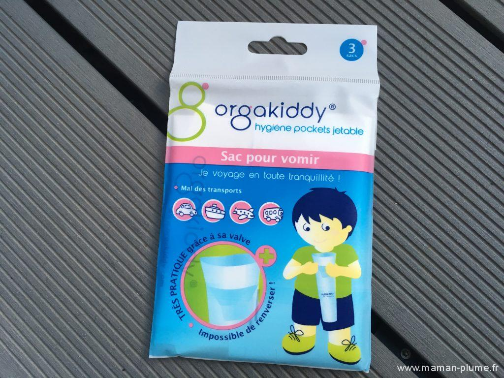 orgakiddy - sac pour vomir 41