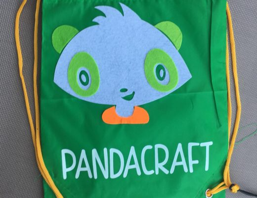 Pandacraft – Back To School…