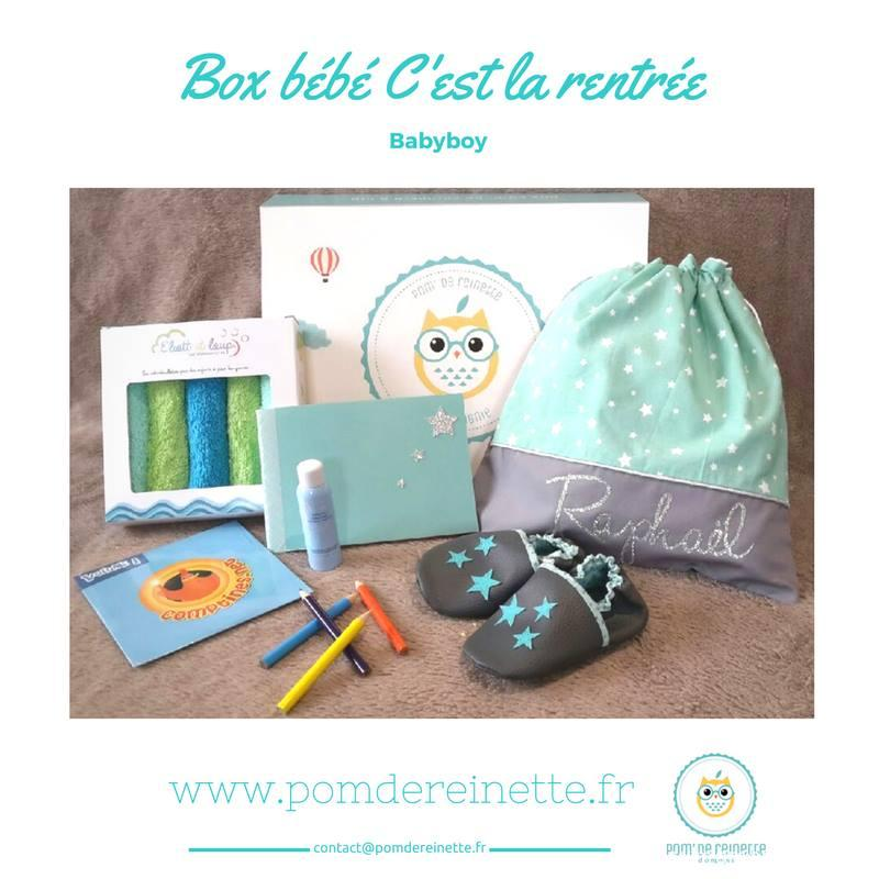 La box Pom' de Reinette