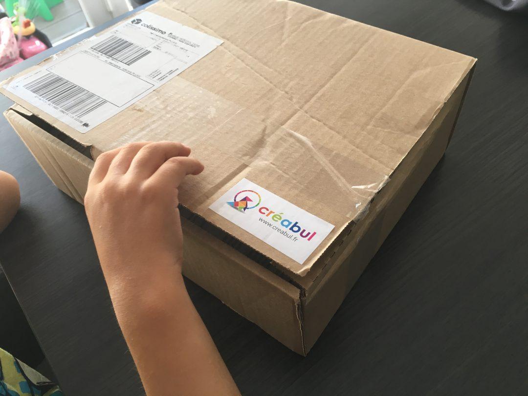 A la découverte de la Box Créabul