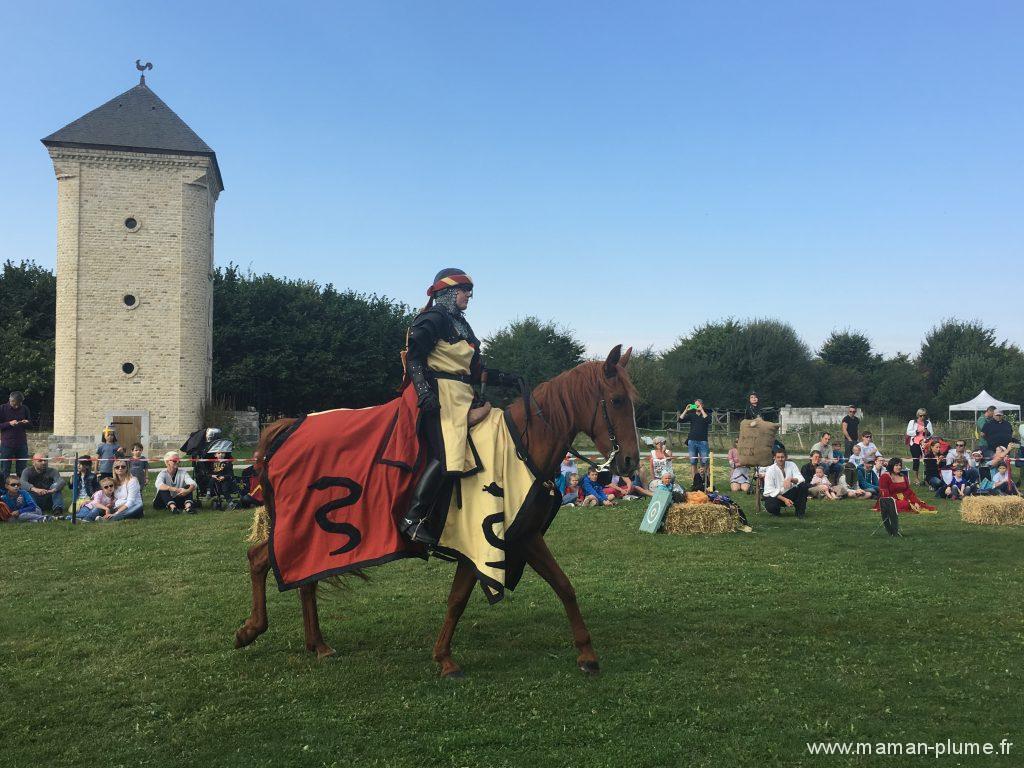 Le festin des chevaliers – Musée de plein air – Lille