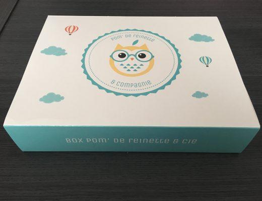 Ma box de Septembre Pom De Reinette !
