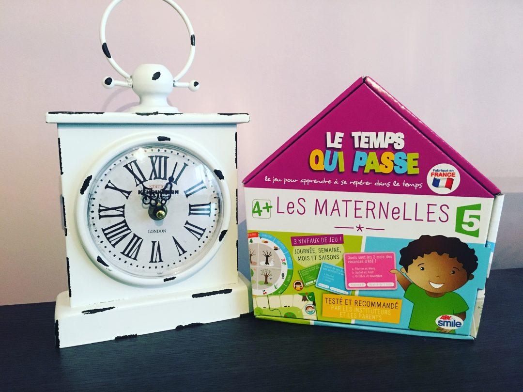 Aider les enfants à se repérer dans le temps avec les maternelles !