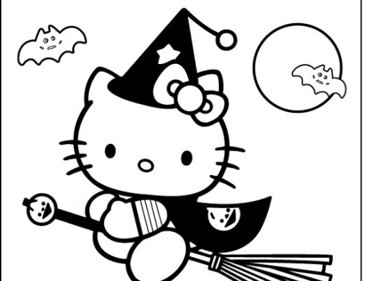 Ma selection de coloriages gratuits d'halloween pour vos enfants