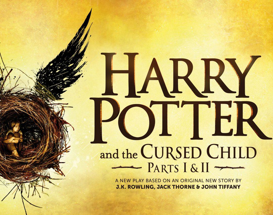 Sortie du Livre Harry potter et l'enfant maudit – Harry Potter 8