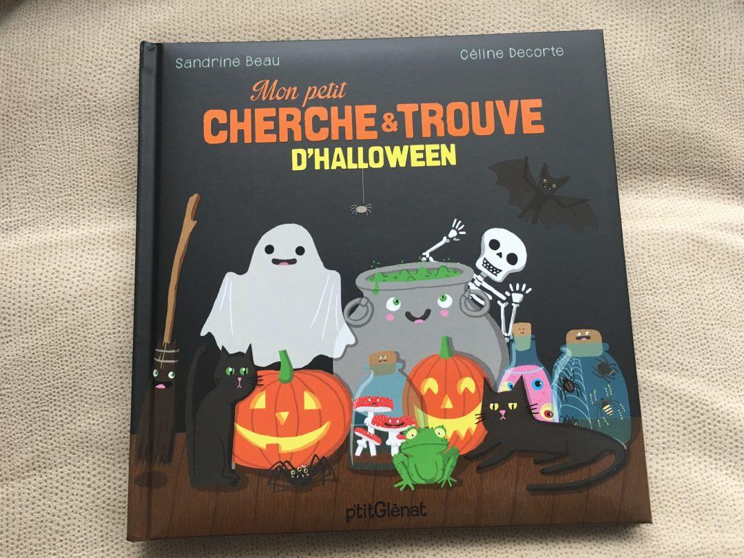 Mon petit cherche et trouve d'halloween – Editions P'tit Glénat