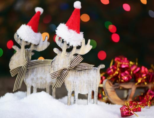 Cacher les cadeaux de Noël !