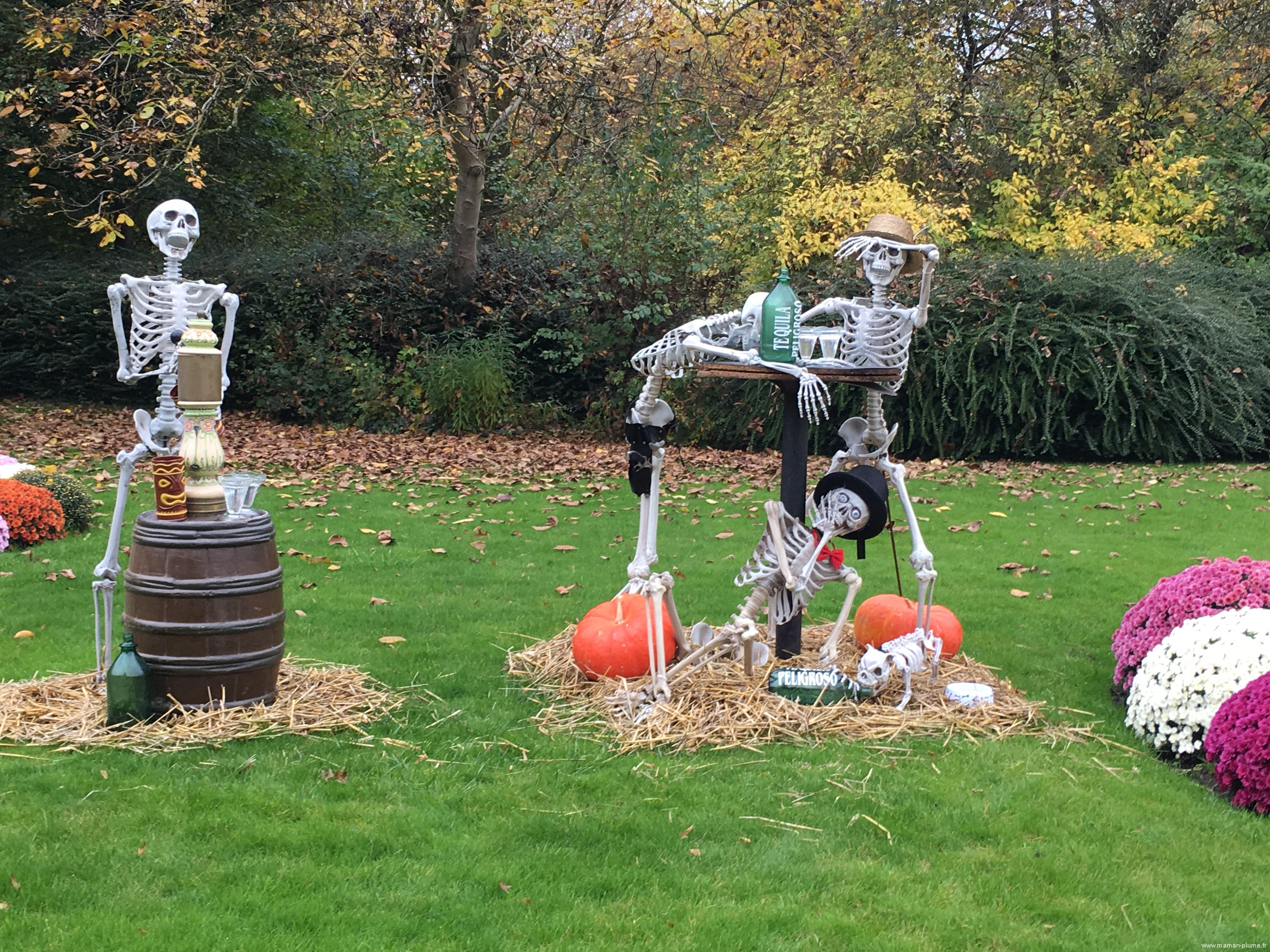 Retour sur notre sortie Bellewaerde en mode Halloween avec Enfants